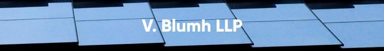 V.Blumh LLP